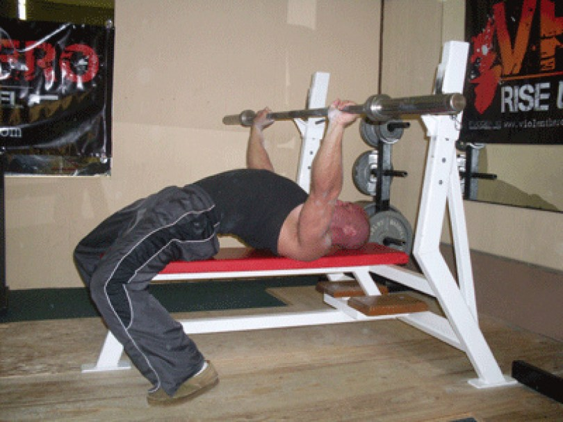 Arched back, how to make chest wider at home