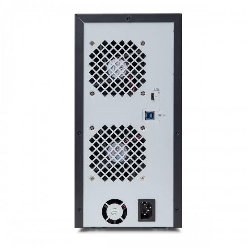 8 Bay 2.5 Inch and 3.5 Inch SATA Hard Drive External USB 3.0 Hard Drive Enclosure
