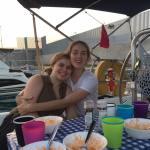 Nanna and Veronika