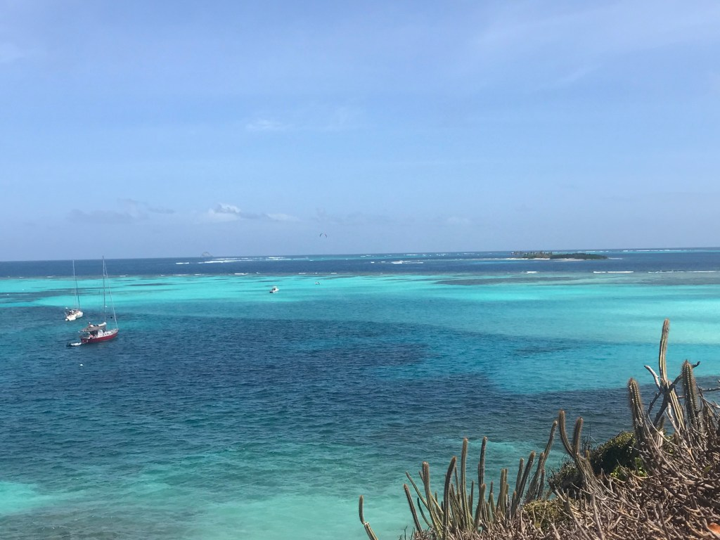 Tobago Cays Petit Tabac