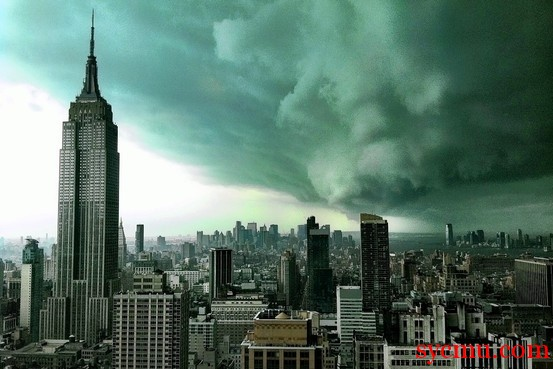 April 2011 Tornado viral as Sandy