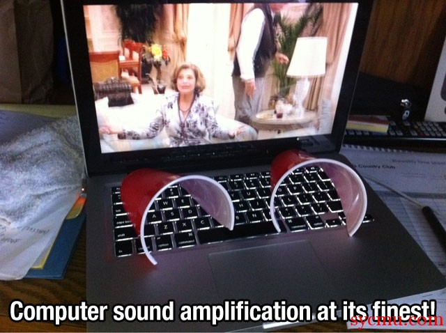 Easiest way to amplify the sound on your computer