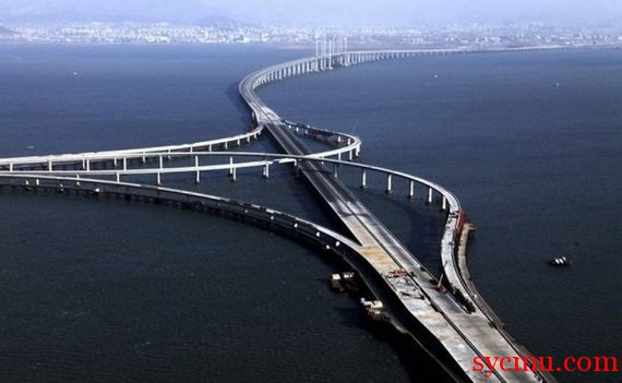 The longest bridge in the world exits
