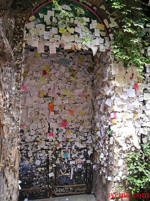 Wall of Love Verona