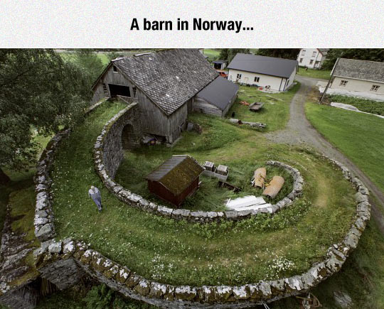 Norwegian Barn