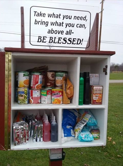 Blessing Box Food