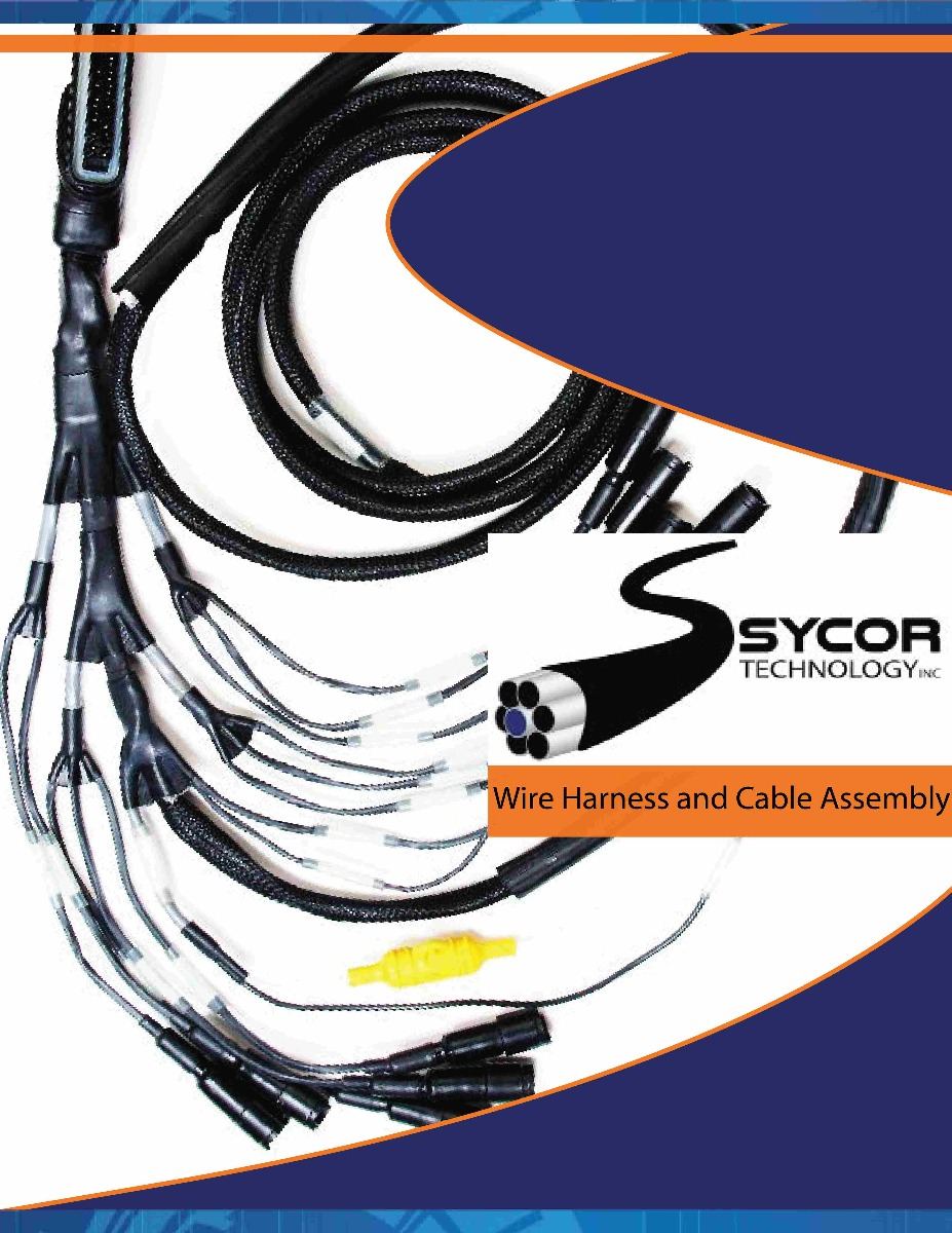 medium resolution of wire harnessing and cable assembly brochure