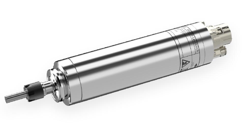 SycoTec GmbH & Co. KG › DC Motor Spindle 4033 DC-T-ER8