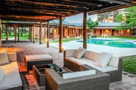 Relax y tranquilidad en El Cortijo