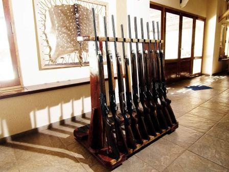 Disponemos de escopetas para Ud.