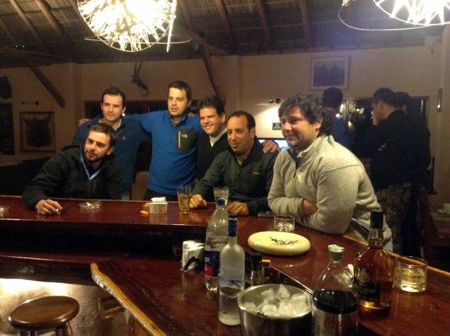 Cazar tórtolas en Argentina | coto El Cortijo