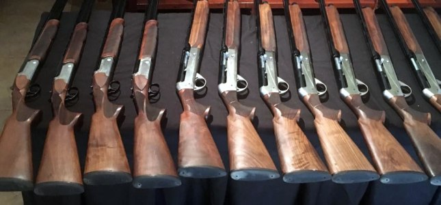 Breda shotguns