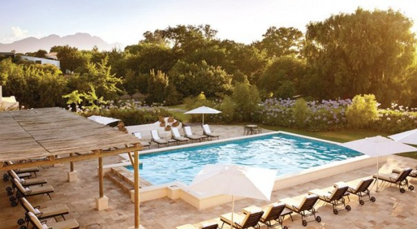 Spier pool