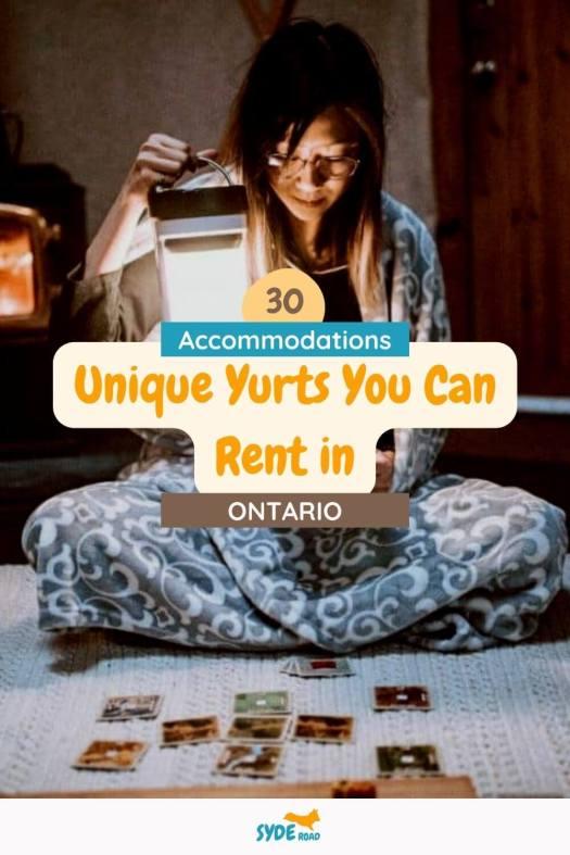 Did you know that there are over 30 unique yurt locations that you can rent within Ontario? That's a whole lot of yurts! Beyond the unique locations, I also discovered that not all yurts offered the same kind of amenities (like beds, washrooms, cookware), nor were they all available during the winter season!  To save you some searching time, I put together a sortable reference table listing out all the locations you can rent a yurt within Ontario and included 20+ feature columns that sorts and lists out deciding factors like: drive time from Toronto cost/night + minimum stays features available in the yurt
