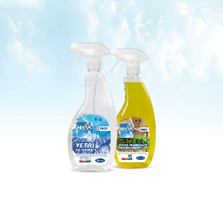 Sydex SpA  Detergenti Industriali  Linea Cortesia