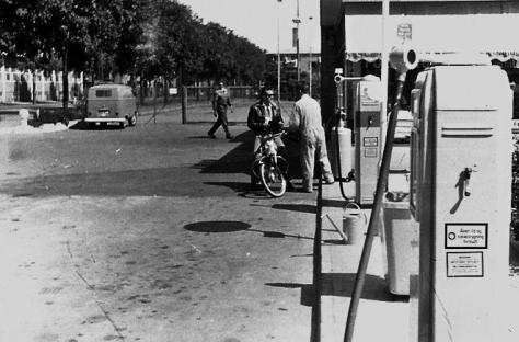 Shell hjørnet, Stubmøllevej
