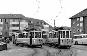 Mozarts Plads 1956