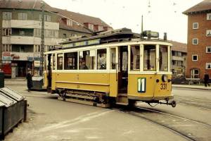 Linie 11 Mozarts Plads