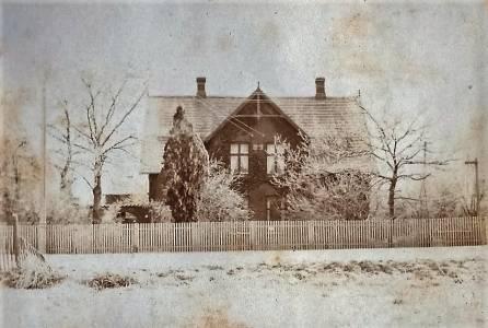Villa Avenir Stubmøllevej 33