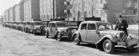 Citroën-Scandiagade 1945