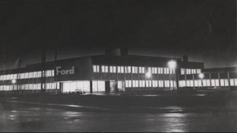 Ford  Sluseholmen 1959