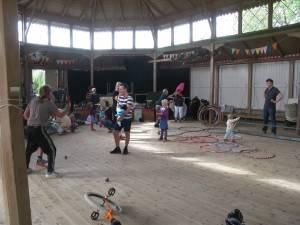 Karens dag 2015-Cirkus Panik