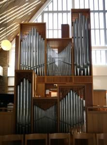 Orgelfacade
