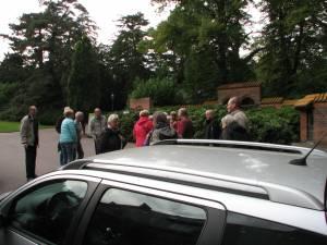 Vestre Kirkegård Rundvisning 006
