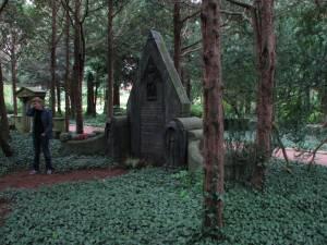 Vestre Kirkegård Rundvisning 042