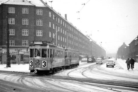 Borgbjergsvej Sydhavnsgade.