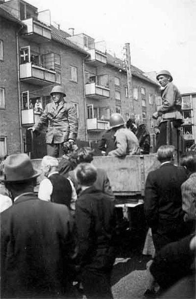 Befrielsen 1945