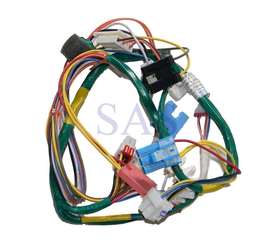 hight resolution of samsung washing machine wire harness type 3 4 kit dc93 00155e samsung dryer heating element wiring harness samsung wiring harness