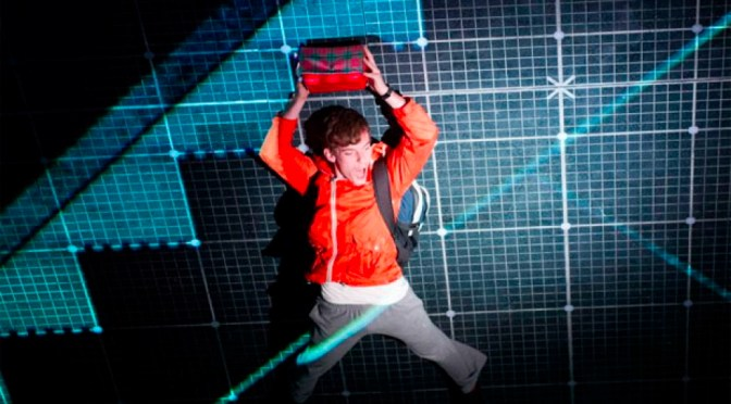 NT Live: THE CURIOUS INCIDENT OF THE DOG IN THE NIGHT-TIME (ENCORE SCREENINGS May 2014)