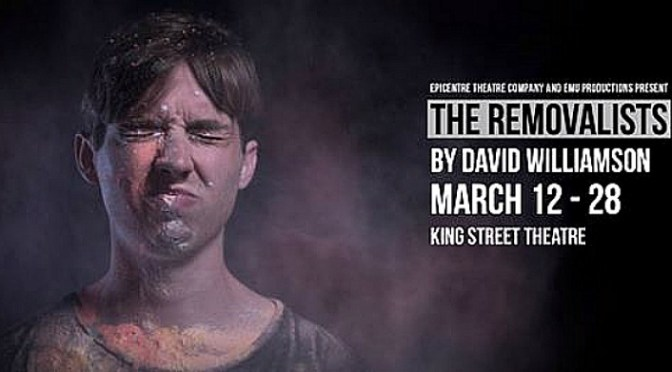 THE REMOVALISTS @ King Street Theatre
