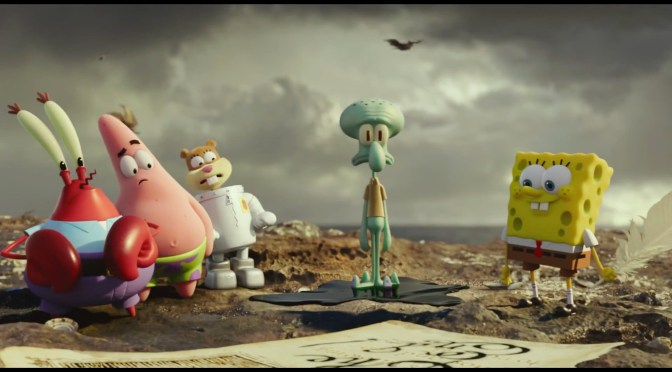 The SpongeBob Movie – Sponge Out of Water