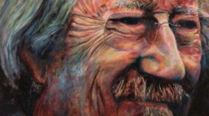 Michael Caton portrait takes out Archibald Packing Room Prize