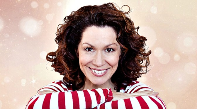 Kitty Flanagan's Seriously @ The Roslyn Packer Theatre