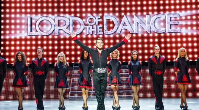 MICHAEL FLATLEY'S LORD OF THE DANCE: DANGEROUS GAMES @ CAPITOL THEATRE