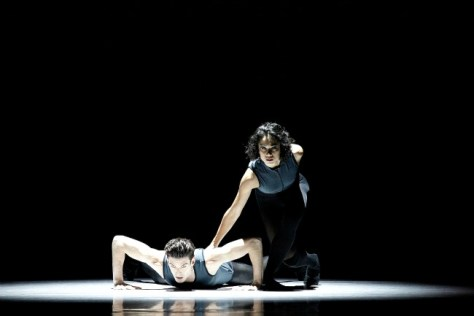 Andrew Killigan and Vivienne Wong in the piece Filigree and Shadow.