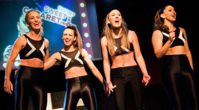 SHORT AND SWEET CABARET 2016 WEEK ONE SYDNEY