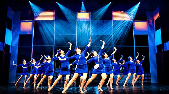 WILLOUGHBY THEATRE COMPANY PRESENTS CATCH ME IF YOU CAN @ THE CONCOURSE CHATSWOOD