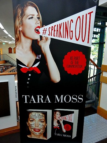 Tara Moss - speaking out