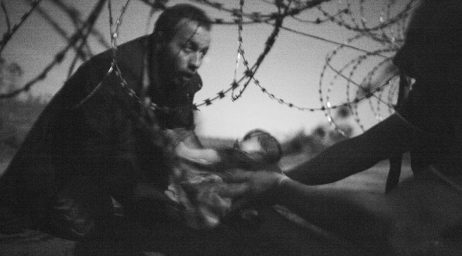 WORLD PRESS PHOTO 2016 EXHIBITION @ THE STATE LIBRARY
