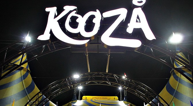 CIRQUE DU SOLEIL'S 'KOOZA' UNDER THE BIG TOP @ THE ENTERTAINMENT QUARTER, MOORE PARK