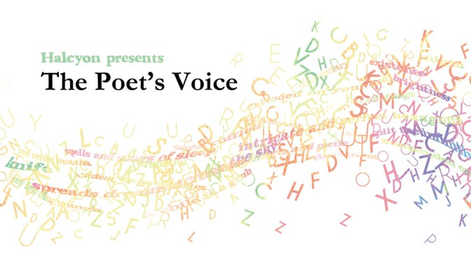 HALCYON PRESENTS THE POET'S VOICE @ ST BEDE'S ANGLICAN CHURCH DRUMMOYNE