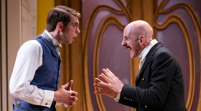 Theatre reviews sydney arts guide for Farcical opera