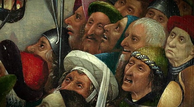 EXHIBITION ON SCREEN : THE CURIOUS WORLD OF HEIRONYMUS BOSCH