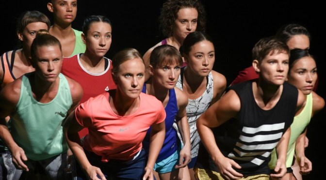 FORM DANCE PROJECTS PRESENTS 'CHAMPIONS' @ CARRIAGEWORKS