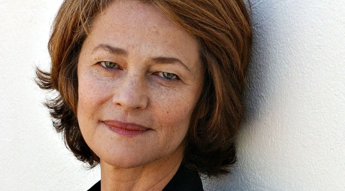 CHARLOTTE RAMPLING'S MEMOIR REVEALS WHO SHE IS, SORT OF…