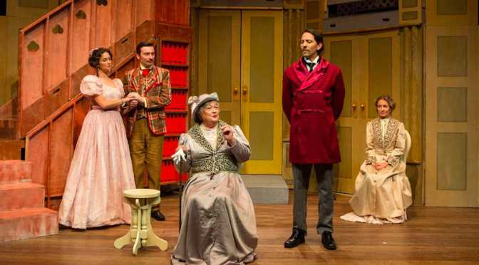 THE IMPORTANCE OF BEING EARNEST @ ZENITH THEATRE Chatswood